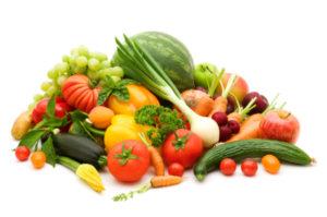 Ernährung für gesunde Haut