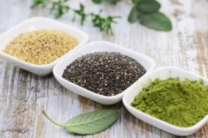 Mineralstoffe für schöne Haut